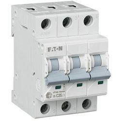 HN-C25/3 Wyłącznik nadprądowy 6kA (*) EATON