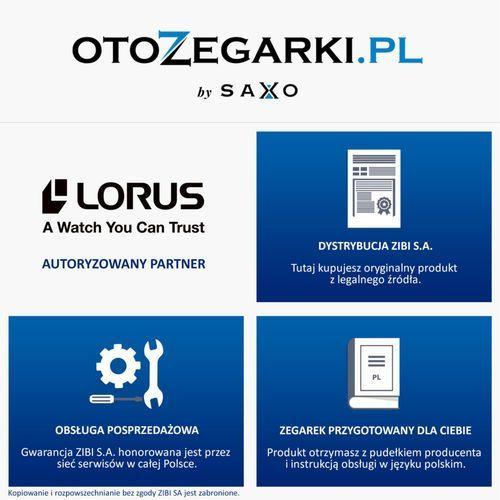 Zegarki unisex, Lorus RH997HX9