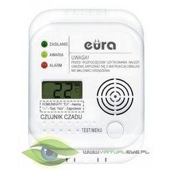 CZUJNIK EURA CZADU CD-65A4 LCD bateryjny wbudowany termometr