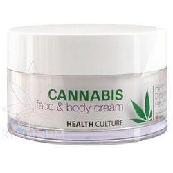 HC Balsam konopny do twarzy i ciała, chroniący przed efektami starzenia 200 ml 200ml