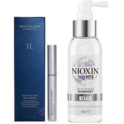 Eyelash Advanced Conditioner 3.5ml + Nioxin Diaboost 100ml