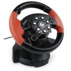 Kierownica GEMBIRD KIEROWNICA STR-MV-02 PC PS2 PS3- natychmiastowa wysyłka, ponad 4000 punktów odbioru!