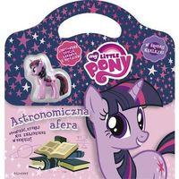 Książki dla dzieci, My Little Pony Astronomiczna afera - Jeśli zamówisz do 14:00, wyślemy tego samego dnia. Darmowa dostawa, już od 99,99 zł. (opr. miękka)