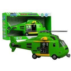 Helikopter ratunkowy z linką i hakiem - Lean Toys DARMOWA DOSTAWA KIOSK RUCHU
