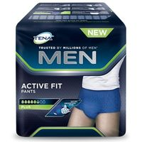 Pieluchy dla dorosłych, TENA MEN ACTIVE PLUS pieluchomajtki dla mężczyzn, ROZMIAR: - L -