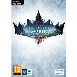 Endless Legend Emperor Edition - Mac - Strategia