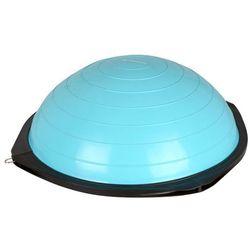 Bosu Trener równowagi z linkami inSPORTline Dome Advance - Kolor Niebieski