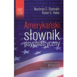 Amerykański słownik psychiatryczny (opr. twarda)