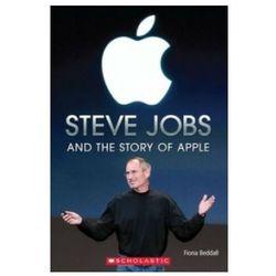 Steve Jobs + CD. Poziom 3. Scholastic Readers: Biografie (opr. miękka)
