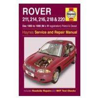 Biblioteka motoryzacji, Rover 211, 214, 216, 218 & 220 Petrol & Diesel (Dec 95 - 99) N to V