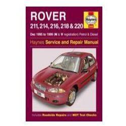 Rover 211, 214, 216, 218 & 220 Petrol & Diesel (Dec 95 - 99) N to V