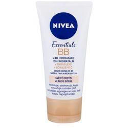 Nivea BB Cream 5in1 Beautifying Moisturizer, SPF10 Krem BB 50ml Light