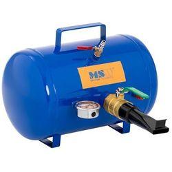 MSW Inflator - zbiornik 19,5 l - 8 bar MSW-TY-1 - 3 LATA GWARANCJI