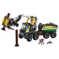 Klocki dla dzieci, 42080 MASZYNA LEŚNA (Forest Harvester) KLOCKI LEGO TECHNIC