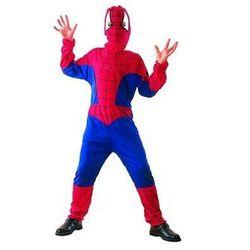 Kostium dziecięcy SpiderMan - S - 110/120 cm