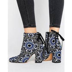 ASOS EFFORTLESS Ankle Boots - Multi