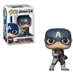 Figurka FUNKO POP! Vinyl Avengers Endgame - Captain Ameryca