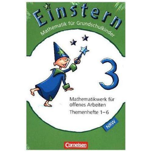 Pozostałe książki, Mathematikwerk für offenes Arbeiten, 6 Hefte. Themenh.1-6 Bauer, Roland