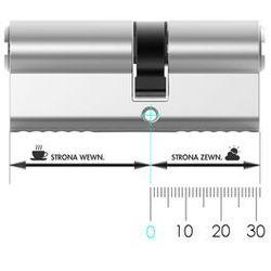Wkładka GERDA SLR 30-61/30mm (typ A)