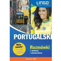 Słowniki, encyklopedie, Portugalski Rozmówki z wymową i słowniczkiem (opr. broszurowa)