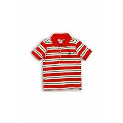 T-shirt chłopięcy w czerwone pasy 5I38AF Oferta ważna tylko do 2031-07-30