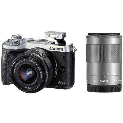 Aparaty kompaktowe, Canon EOS M6