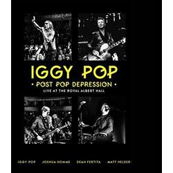 Post Pop depression: Live at the royal Albert Hall (DVD) - Iggy Pop