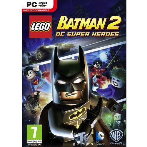 Gry na PC, LEGO Batman 2: DC Super Heroes