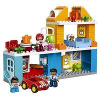 Klocki dla dzieci, Lego DUPLO Dom rodzinny 10835