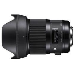 Sigma obiektyw A 28/1.4 DG HSM Canon