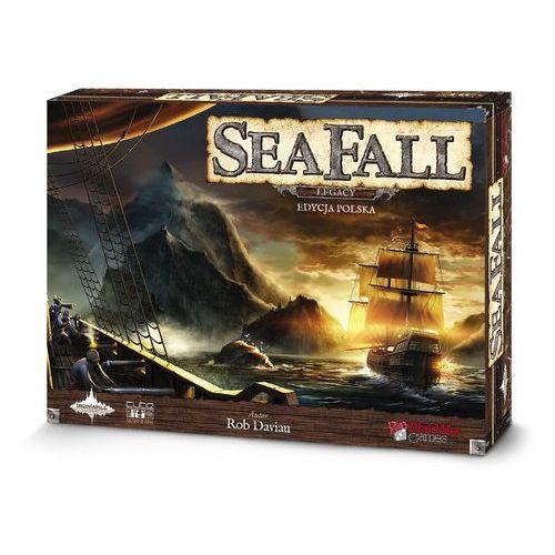 Gry dla dzieci, SeaFall: Legacy (edycja polska) - CUBE