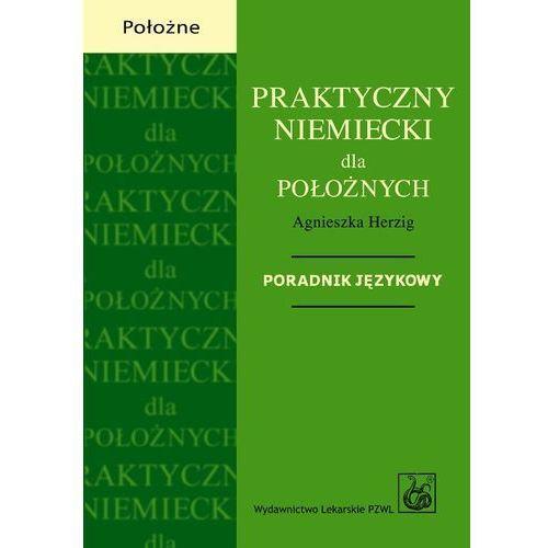 Książki medyczne, Praktyczny niemiecki dla położnych (opr. miękka)