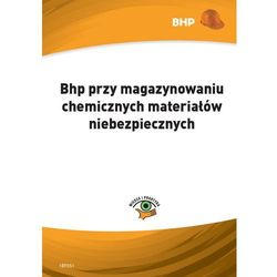 Bhp przy magazynowaniu chemicznych materiałów niebezpiecznych - Lesław Zieliński