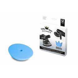 Royal Pads UNI Finish 80mm niebieska otwarto-komórkowa pianka dla maszyn DA i rotacyjnych