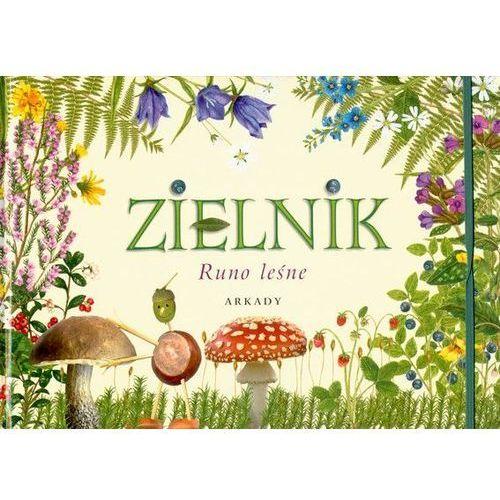 Książki o florze i faunie, Zielnik Runo leśne (opr. twarda)