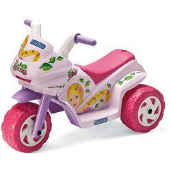 PEG PEREGO Trójkołowy motocykl MINI PRINCESS - BEZPŁATNY ODBIÓR: WROCŁAW!