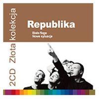 Pozostała muzyka rozrywkowa, REPUBLIKA - ZŁOTA KOLEKCJA VOL. 1 & VOL. 2 - Album 2 płytowy (CD)