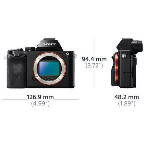 Aparaty kompaktowe, Sony Alpha A7