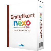 Programy kadrowe i finansowe, Program Insert Gratyfikant nexo PRO (GNP50) Darmowy odbiór w 21 miastach!