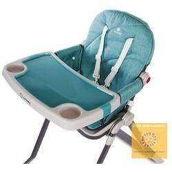 Sun Baby krzesło do karmienia CUBBY, Turquise