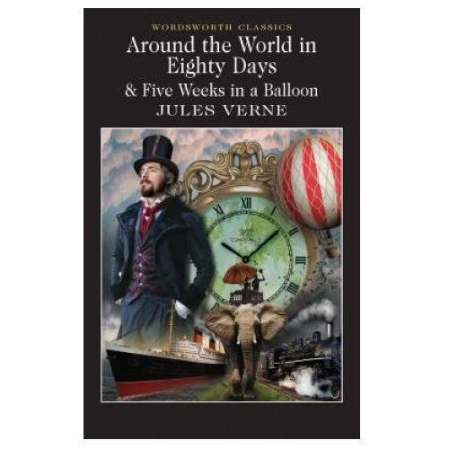 Literatura młodzieżowa, Around the World in Eighty Days (opr. miękka)