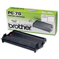 Brother folia termotransferowa Black PC-70YJ1, PC70YJ1