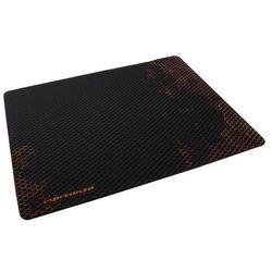 Podkładka pod myszkę Esperanza Grand Flame 440x355x4 czarno-pomarańczowa EA146R