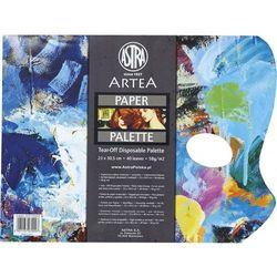Paleta papierowa ASTRA Artea 58 g/m2 23 x 30.5 cm (40 arkuszy)