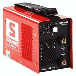 Spawarka MMA - 200 A - 230 V - IGBT STAMOS 10020134 S-MMA-200-I-Mini