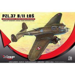 PZL.37 B/II Łoś Samolot Bombowy - Mirage