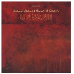 Shattered Flattered & Covered - A Tribute To Unsane (CD) - Various Artists DARMOWA DOSTAWA KIOSK RUCHU