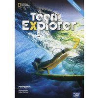 Książki do nauki języka, Teen Explorer Język angielski 7 Podręcznik - Angela Bandis, Shotton Diana (opr. miękka)