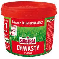 Odżywki i nawozy, Substral do Trawników 2w1 nawóz + odchwaszczacz 5kg
