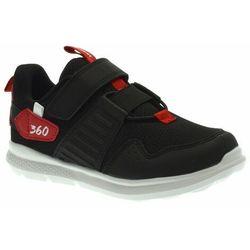 Adidasy dla dzieci American Club AA06/21 Czarne